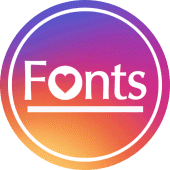 instagram fonts